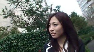 Exotic Japanese slut Erina 2 in Fabulous DP/Futa-ana, Close-up JAV scene
