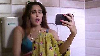 Desi Cute Girl Masturbates. Young Girl in bathroom