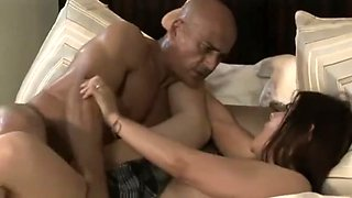 Sexy Mature Boss Fucks The Babysitter