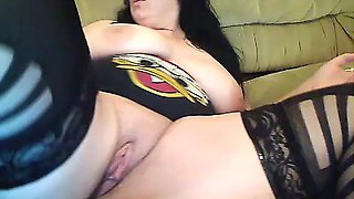 Bbw Smoking Masturbation