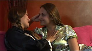Lesbian Bridal Stories 2 Scene 2. Elexis Monroe, Heather Silk