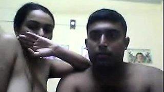 Indian Nalini aunty sex with hubby Lakshman Webcam