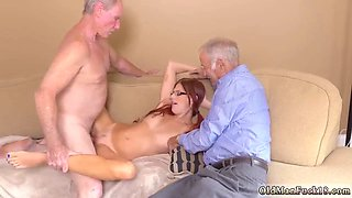 Daddy cronys daughter fun first time Frannkie And The Gang Take a Trip Down Under