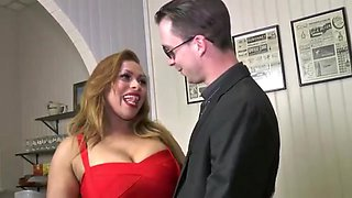 sexy brazilian MILF goes to porn