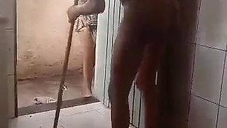 floor nude