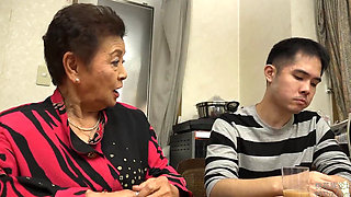 80's Grandma Brth Ogasahara Sachiko