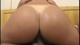 Sexual Brazilian girl fucked double penetration in foursome