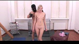 Cute skinny college girl anal slave - mya