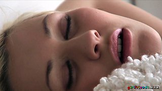 Exotic pornstar K.C. Williams in Amazing Fingering, Lesbian porn movie