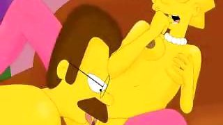 Simpsons Porn cartoons