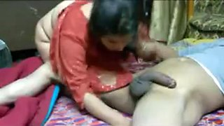 Mumbai aunty get fucked by bf and blowjob 69 fun