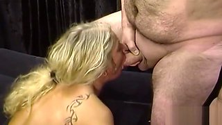 RosellaExtrem in an Brutal Cum and Piss GangBang, dirty used! Part 2