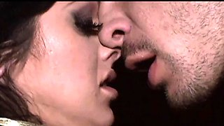 Ambitious brunette darling Sadie West adores dink insertion