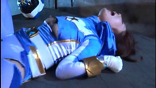 Pretty Japanese girl in uniform gets stuffed with hard meat