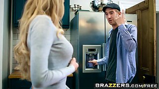 Brazzers - Mommy Got Boobs - Dont Fuck The Mo