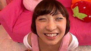 Horny Japanese girl Erina 2 in Exotic Big Tits, POV JAV scene