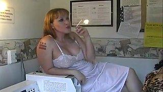 Horny amateur MILFs, Fetish porn movie