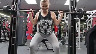Yes fitness hot ass hot cameltoe 101
