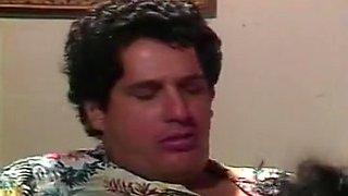 Mavis sucks & fucks Steve Kaufman