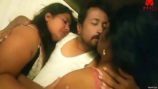 Indian Bbw Aunty Threesome Sex