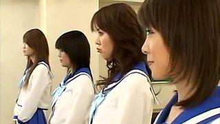 Fabulous Japanese model in Hottest Nurse JAV clip