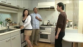 Sons Dirty Dreams: Hot Japanese Asian Mom And Her Stepson