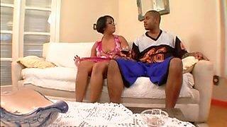 A Darlene Amaro anal scene