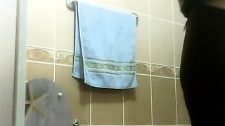 Turkish Spouse at restroom