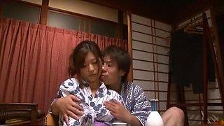 Exotic Japanese girl Haruki Sato in Crazy Masturbation/Onanii, BDSM JAV movie