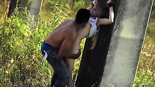 Sweet slut decimated by brutal and extreme webcam first time