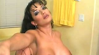 Mason Storm - Breasty Latin Babe Mother I'd Like To Fuck Anal