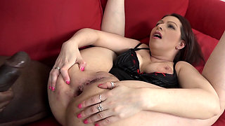 MILF Booty pounded hard by BBC