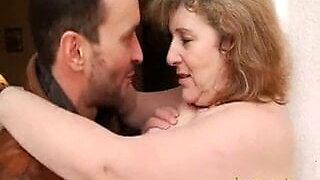 Abuelas francesas calientes