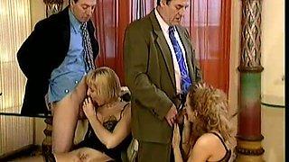 hot foursome german porn