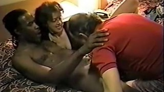 Me and my wife cuckold with a darksome man