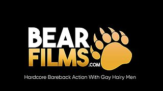 BEARFILMS Hairy Gay Bears Raw Breed In Hardcore Compilation