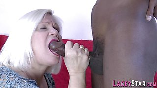 Kinky Lacey Starr Doggystyled After Sucking Bbc