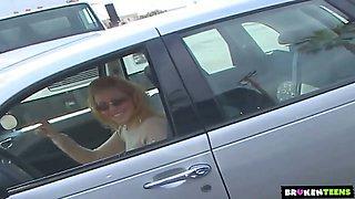Blonde seductress Liv Wylder  gets drilled hard with bbc