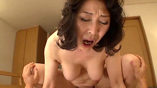 Japanese Drunk Mother in Law Fucked
