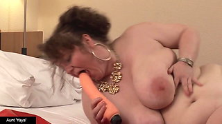 Naughty Auntie
