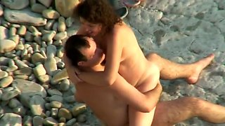 Sex on the beach joyful sex