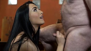 Blue hair emo blowjob and hot 69 hd Can you trust your