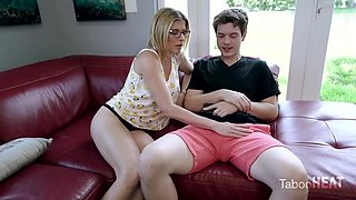 Cory Chase - Stepmom Locked Down And Hottie