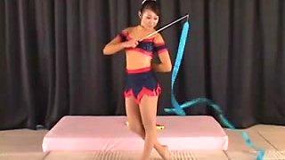raunchy gymnastic