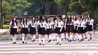 Horny Japanese girl Ai Uehara in Best College/Gakuseifuku, Doggy Style JAV clip