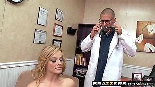 Brazzers - Doctors Adventure - Alexis Texas has a bad case of Big cock Fever