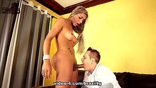 Jessica Ketlen Takes Charge - BrazilTGirlsXXX
