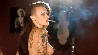 Tattoos and Smoke