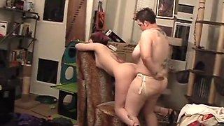Incredible pornstar Whoreticia Addamz in fabulous piercing, bbw sex video