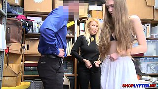 Erica and Samantha Gets Pussy Punished